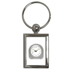 Alarm Key Chain (rectangle) by Classicclocks