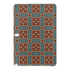 Squares Rectangles And Other Shapes Pattern Samsung Galaxy Tab Pro 10 1 Hardshell Case by LalyLauraFLM