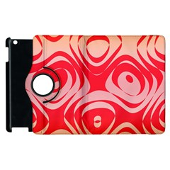 Gradient Shapes Apple Ipad 3/4 Flip 360 Case by LalyLauraFLM