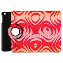 Gradient Shapes Apple Ipad Mini Flip 360 Case by LalyLauraFLM