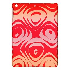 Gradient Shapes Apple Ipad Air Hardshell Case by LalyLauraFLM