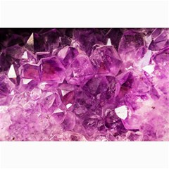 Amethyst Stone Of Healing Canvas 20  X 30  (unframed) by FunWithFibro