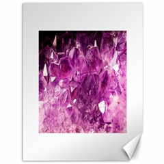 Amethyst Stone Of Healing Canvas 36  X 48  (unframed) by FunWithFibro