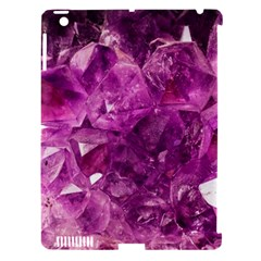 Amethyst Stone Of Healing Apple Ipad 3/4 Hardshell Case (compatible With Smart Cover) by FunWithFibro