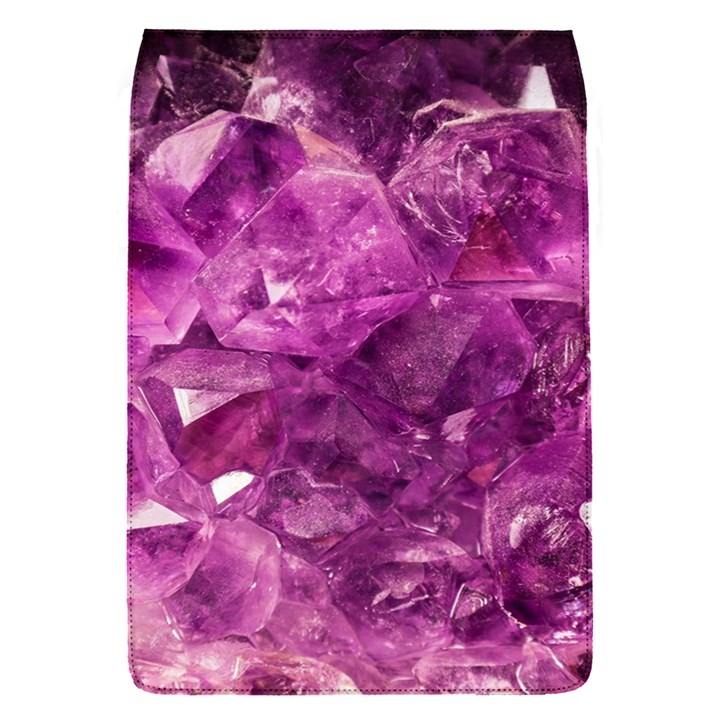 Amethyst Stone Of Healing Removable Flap Cover (Small)