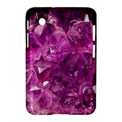 Amethyst Stone Of Healing Samsung Galaxy Tab 2 (7 ) P3100 Hardshell Case  by FunWithFibro