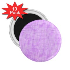 Hidden Pain In Purple 2 25  Button Magnet (10 Pack) by FunWithFibro