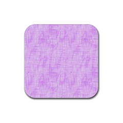 Hidden Pain In Purple Drink Coaster (square) by FunWithFibro