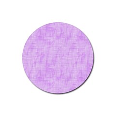 Hidden Pain In Purple Drink Coasters 4 Pack (round) by FunWithFibro