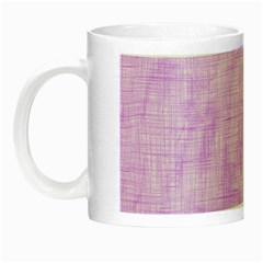 Hidden Pain In Purple Glow In The Dark Mug by FunWithFibro