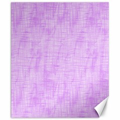 Hidden Pain In Purple Canvas 20  X 24  (unframed) by FunWithFibro