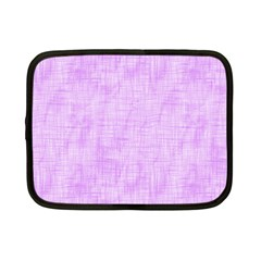 Hidden Pain In Purple Netbook Sleeve (small) by FunWithFibro