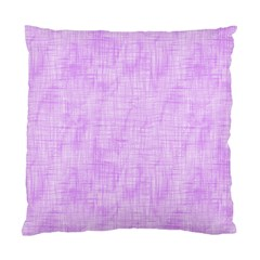 Hidden Pain In Purple Cushion Case (single Sided)  by FunWithFibro