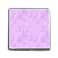 Hidden Pain In Purple Memory Card Reader With Storage (square) by FunWithFibro