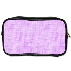 Hidden Pain In Purple Travel Toiletry Bag (two Sides) by FunWithFibro