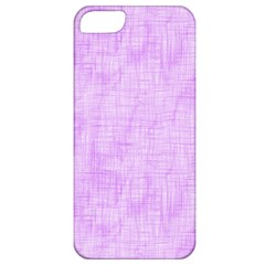 Hidden Pain In Purple Apple Iphone 5 Classic Hardshell Case by FunWithFibro