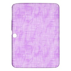 Hidden Pain In Purple Samsung Galaxy Tab 3 (10 1 ) P5200 Hardshell Case  by FunWithFibro