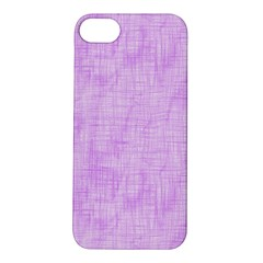 Hidden Pain In Purple Apple Iphone 5s Hardshell Case by FunWithFibro