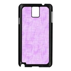 Hidden Pain In Purple Samsung Galaxy Note 3 N9005 Case (black) by FunWithFibro