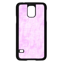 Hidden Pain In Purple Samsung Galaxy S5 Case (Black) by FunWithFibro