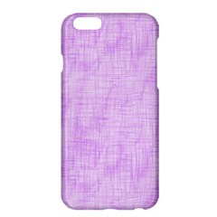 Hidden Pain In Purple Apple Iphone 6 Plus Hardshell Case by FunWithFibro