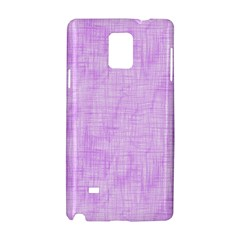 Hidden Pain In Purple Samsung Galaxy Note 4 Hardshell Case by FunWithFibro