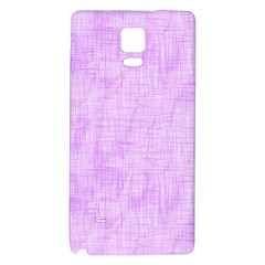 Hidden Pain In Purple Samsung Note 4 Hardshell Back Case by FunWithFibro