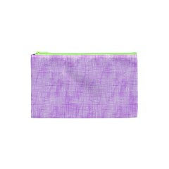 Hidden Pain In Purple Cosmetic Bag (xs) by FunWithFibro
