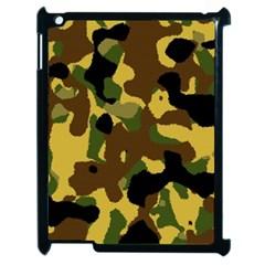 Camo Pattern  Apple Ipad 2 Case (black)