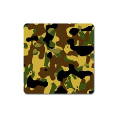 Camo Pattern  Magnet (square) by Colorfulart23