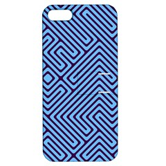 Blue Maze Apple Iphone 5 Hardshell Case With Stand by LalyLauraFLM