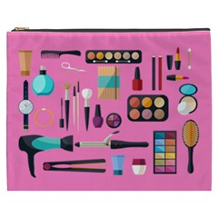 Bag By X   Cosmetic Bag (xxxl)   Iv57c38tdi6f   Www Artscow Com Front