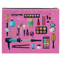 Bag By X   Cosmetic Bag (xxxl)   Iv57c38tdi6f   Www Artscow Com Back