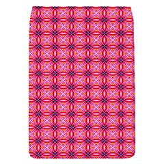 Abstract Pink Floral Tile Pattern Removable Flap Cover (small) by creativemom