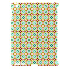 Aqua Mint Pattern Apple Ipad 3/4 Hardshell Case (compatible With Smart Cover) by creativemom