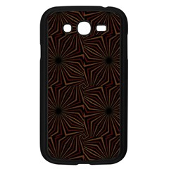 Tribal Geometric Vintage Pattern  Samsung Galaxy Grand Duos I9082 Case (black)