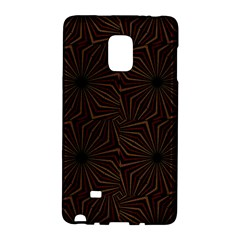 Tribal Geometric Vintage Pattern  Samsung Galaxy Note Edge Hardshell Case