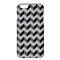 Modern Retro Chevron Patchwork Pattern  Apple Iphone 6 Plus Hardshell Case by creativemom