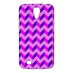 Modern Retro Chevron Patchwork Pattern Samsung Galaxy Mega 6 3  I9200 Hardshell Case by creativemom