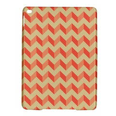 Modern Retro Chevron Patchwork Pattern Apple Ipad Air 2 Hardshell Case by creativemom