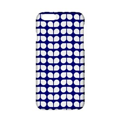 Blue And White Leaf Pattern Apple Iphone 6 Hardshell Case by creativemom