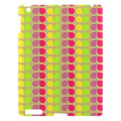 Colorful Leaf Pattern Apple Ipad 3/4 Hardshell Case by creativemom