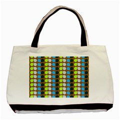 Colorful Leaf Pattern Classic Tote Bag by creativemom