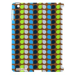 Colorful Leaf Pattern Apple Ipad 3/4 Hardshell Case (compatible With Smart Cover) by creativemom