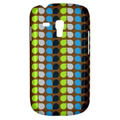 Colorful Leaf Pattern Samsung Galaxy S3 Mini I8190 Hardshell Case by creativemom