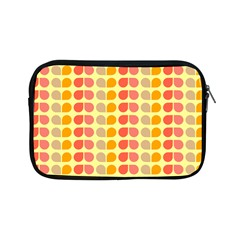 Colorful Leaf Pattern Apple Ipad Mini Zippered Sleeve by creativemom