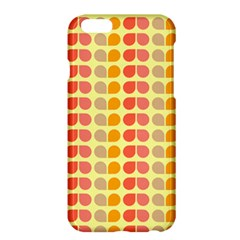 Colorful Leaf Pattern Apple Iphone 6 Plus Hardshell Case by creativemom