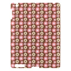 Cute Floral Pattern Apple Ipad 3/4 Hardshell Case by creativemom