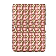 Cute Floral Pattern Samsung Galaxy Tab 2 (10 1 ) P5100 Hardshell Case  by creativemom