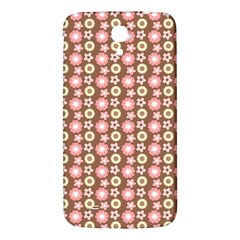 Cute Floral Pattern Samsung Galaxy Mega I9200 Hardshell Back Case by creativemom